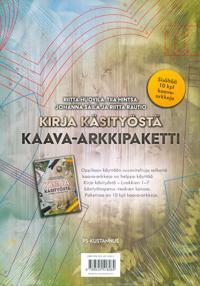 Kirja käsityöstä -kaava-arkkipaketti