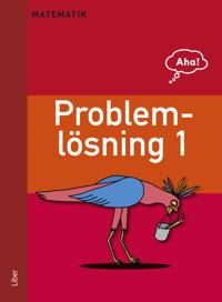 Aha Matematik-Problemlösning 1