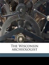 The Wisconsin archeologis, Volume 12