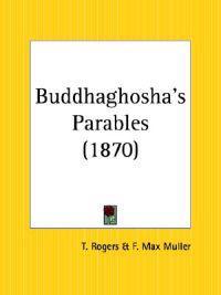 Buddhaghosha's Parables 1870