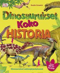 Dinosaurukset - Koko Historia