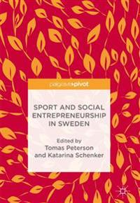 Sport and Social Entrepreneurship in Sweden