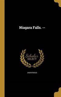 NIAGARA FALLS --