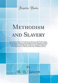 Methodism and Slavery
