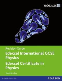 Edexcel International GCSE Physics Revision Guide with Student CD