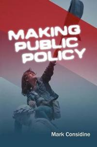 Making Public Policy: Institutions, Actors, Strategies
