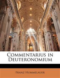 Commentarius in Deuteronomium