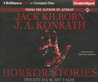 Horror Stories: Twenty-Six Scary Tales