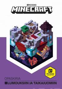 Minecraft - Opaskirja Lumouksiin ja taikajuomiin