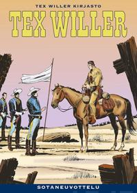 Tex Willer kirjasto 43