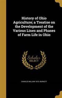 HIST OF OHIO AGRICULTURE A TRE