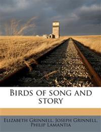 Birds of song and story