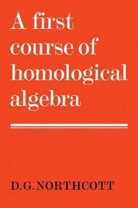 A First Course of Homological Algebra