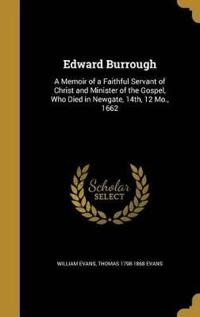 EDWARD BURROUGH