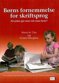 Børns fornemmelse for skriftsprog