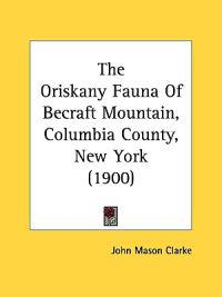 The Oriskany Fauna Of Becraft Mountain, Columbia County, New York