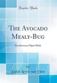 The Avocado Mealy-Bug: Pseudococcus Nipae Mask (Classic Reprint)