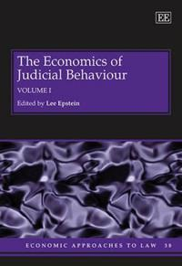 The Economics of Judicial Behaviour