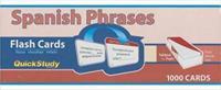 Spanish Phrases Flash Cards