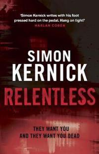 Relentless - (tina boyd 2)