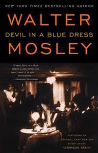 """Devil in a Blue Dress: Featuring an Original Easy Rawlins Short Story """"Crimson Stain"""""""