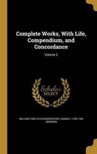 COMP WORKS W/LIFE COMPENDIUM &