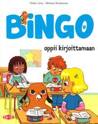 Bingo oppii kirjoittamaan