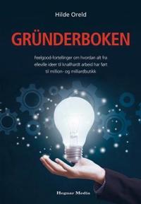 Gründerboken - Hilde Oreld | Ridgeroadrun.org
