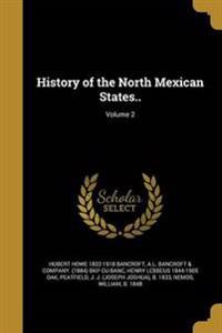 HIST OF THE NORTH MEXICAN STAT