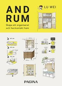 Andrum : skapa ett organiserat och harmoniskt hem