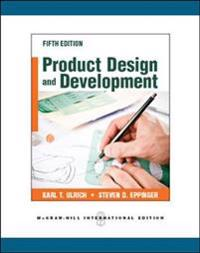 Product Design and Development (Int'l Ed)