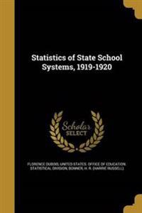 STATISTICS OF STATE SCHOOL SYS