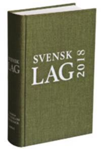 Svensk lag 2018