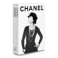 Chanel Set of 3 Slipcased Set