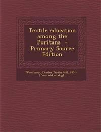 Textile education among the Puritans