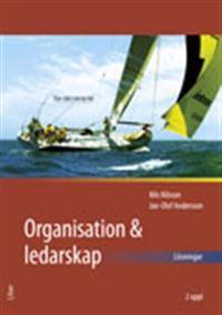 Organisation o ledar lösningar-styr rätt