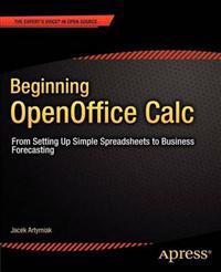 Beginning Openoffice Calc