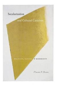 Secularization And Cultural Criticism