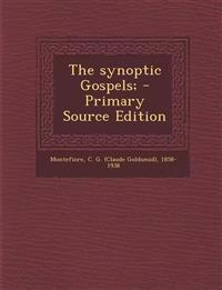 The synoptic Gospels;