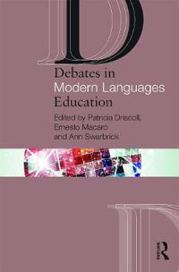 Debates in Modern Languages Education