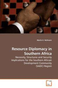 Resource Diplomacy in Southern Africa