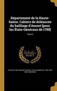 FRE-DEPARTEMENT DE LA HAUTE-SA