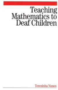 Teaching Mathematics to Deaf Children