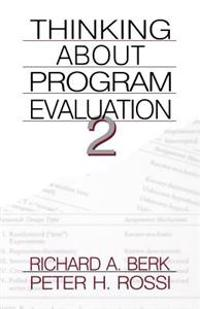 Thinking About Program Evaluation 2