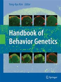 Handbook of Behavioral Genetics