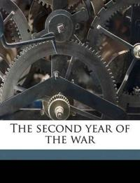 The second year of the war