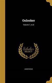 ONLOOKER V01 NO8