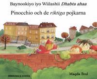 Pinocchio och de riktiga pojkarna (somaliska och svenska)