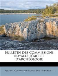 Bulletin des commissions royales d'art et d'archéologi, Volume 6