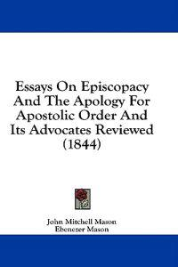 Essay on apology